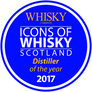 Icons of Whisky Distiller of the Year 2017