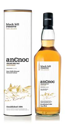 anCnoc Black Hill Reserve bottle & tube