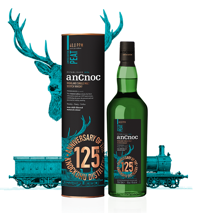 anCnoc peat limited edition.